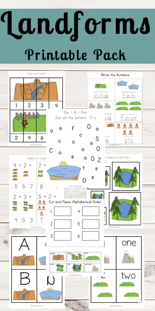 free-landforms-worksheets-printables-science-preschool-kindergarten-first-grade-2nd-grade-3rd-grade