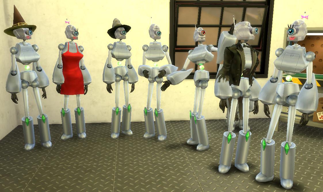 The Sims 4 - Mod Substituição do Padrão - Nude Skins Adulto, Adolecentes, Idosos para Mulheres