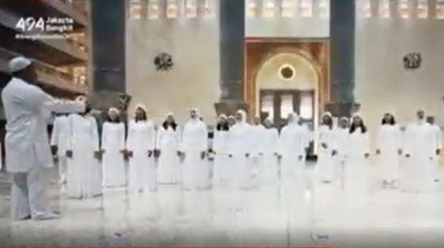 PKS Sentil Pemprov DKI soal Paduan Suara dalam Masjid: Ini Kecerobohan!