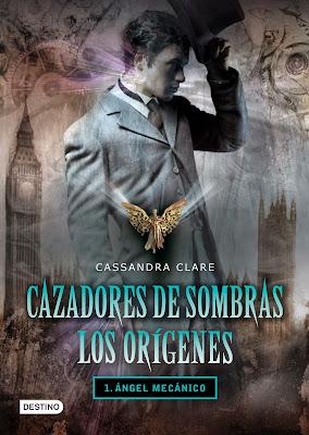 Resultado de imagen de El Ángel mecánico de Cassandra Clare.