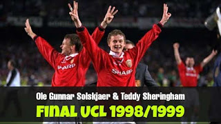 final liga champion 1999