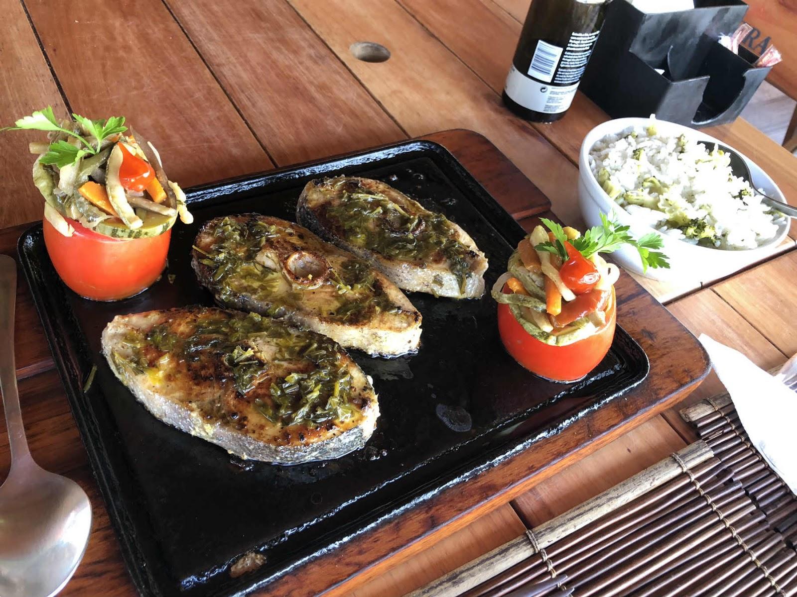 Restaurante e Bar das Meninas - Taipu de Fora