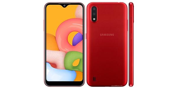 Cara Factory dan Hard Reset Samsung A01