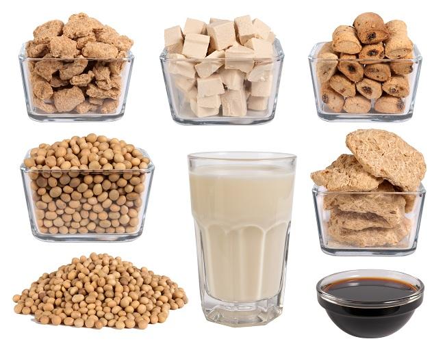 Produtos de soja