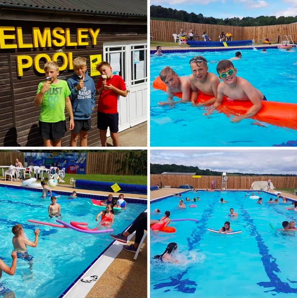 5 Outdoor Swimming Pools within a 2 Hour Drive of Newcastle  - Helmsley Pool