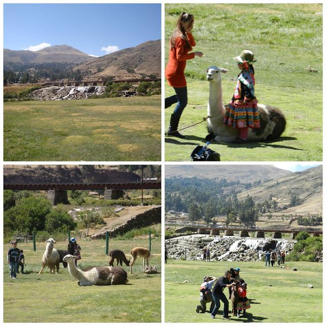 almoço em Sicuani, no trajeto entre Cusco e Puno