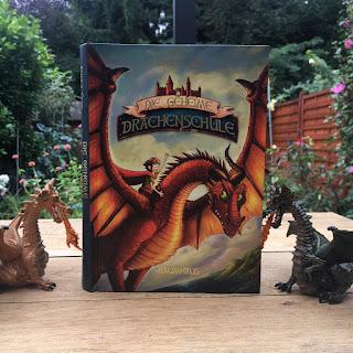 """Die geheime Drachenschule"" Baumhaus Verlag, Pseudonym Emily Skye"