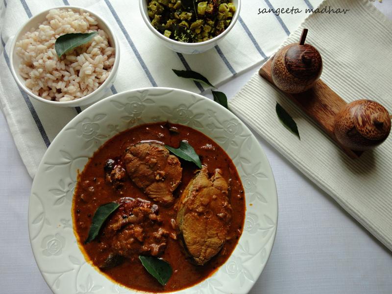 how to make kerala fish curry in malayalam