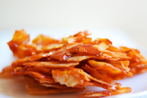 Resep Resep Makanan Resep Keripik Talas Aneka Rasa