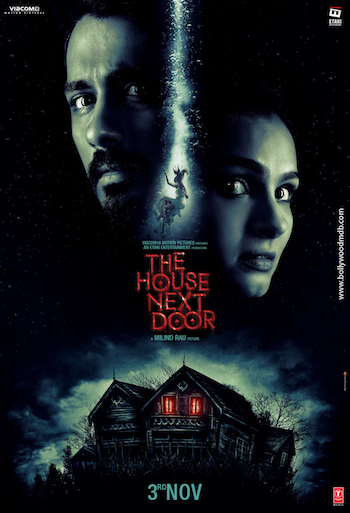 The House Next Door 2017 DVDScr Hindi 700MB