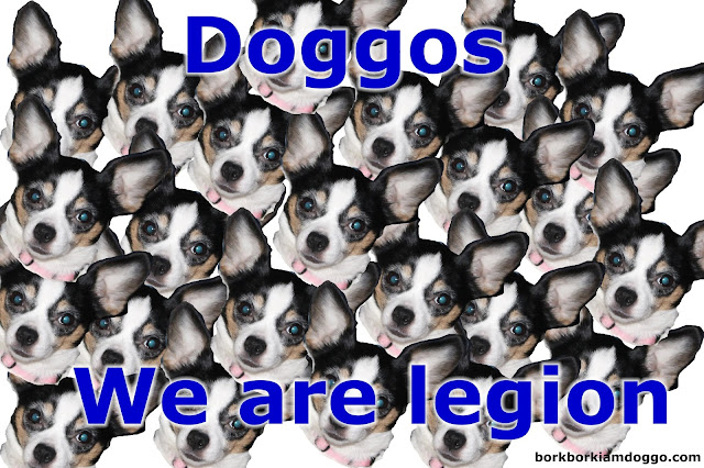 Doggos - we are legion