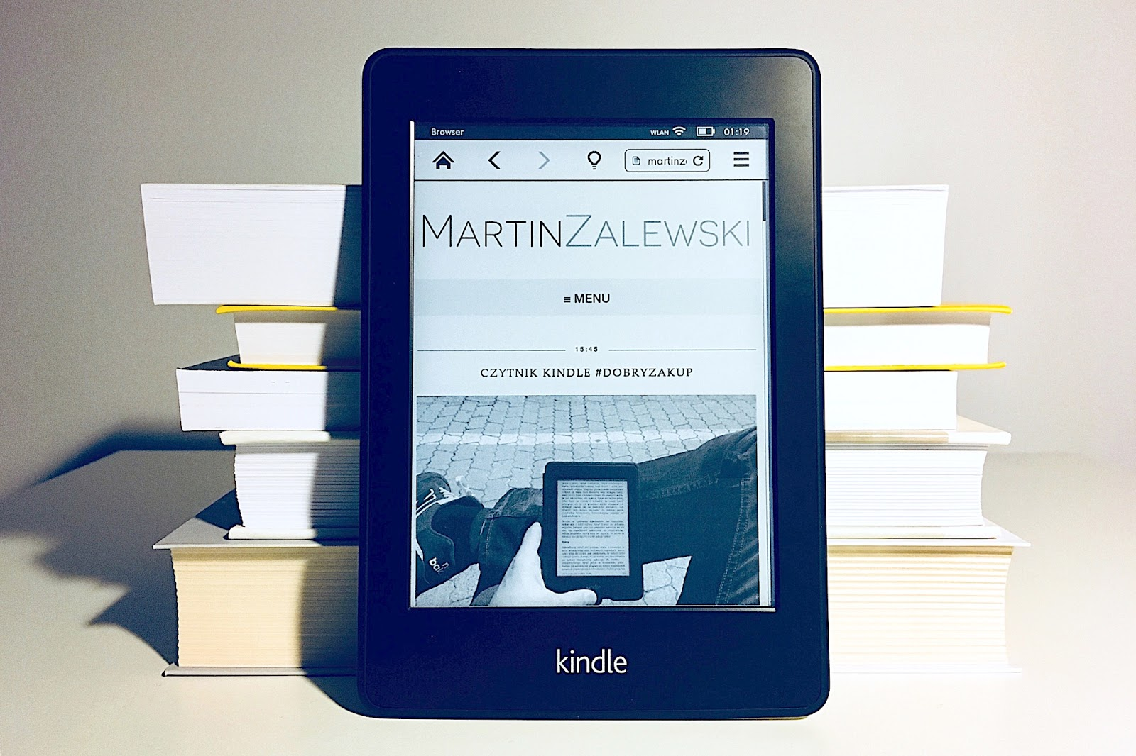 Papier czy e-book? 13 różnic między formatami