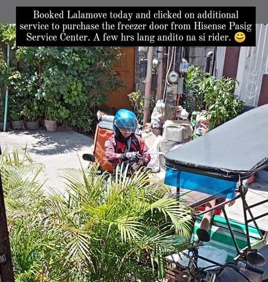 Lalamove Additional Service
