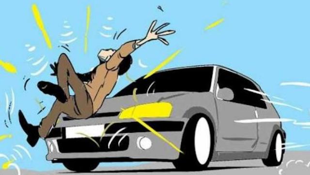Main Hakim Sendiri Bikin Pelaku Kecelakaan Takut Tanggung Jawab