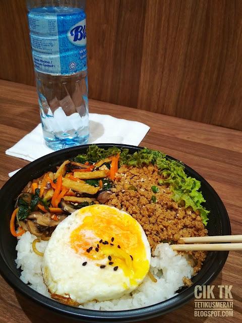 Makan nasi