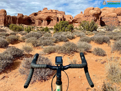Cycling in the desert