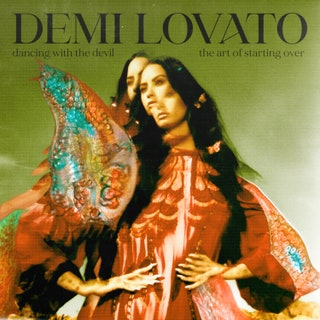 Demi Lovato - Dancing With the Devil…The Art of Starting Over Music Album Reviews