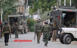 Tags :- One militant killed, one jawan martyred in Pulwama encounter,Jammu Kashmir News, Jammu News, Jammu And Kashmir News, Kashmir News, encounter in kashmir, encounter in pulwama today,