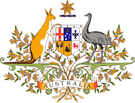 Lambang Nasional Australia