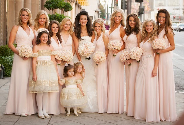 How To Pick Your Bridal Party Crazyforus