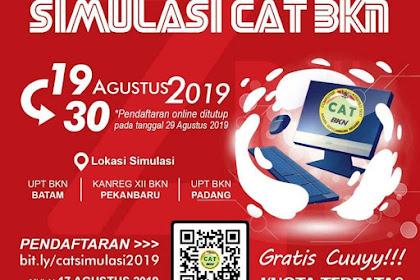 Curhat Sebelum Ikut Simulasi CAT CPNS 2019