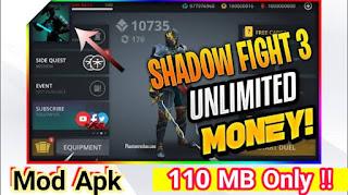 تحميل لعبة Shadow fight 3 من ميديا فاير بدون اعلانات