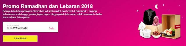 Promo Lebaran BukaLapak