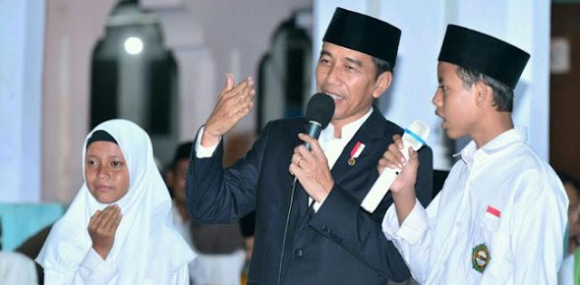 Peringati Hari Santri, PKS: Semoga Presiden Jokowi Segera Teken UU Pesantren