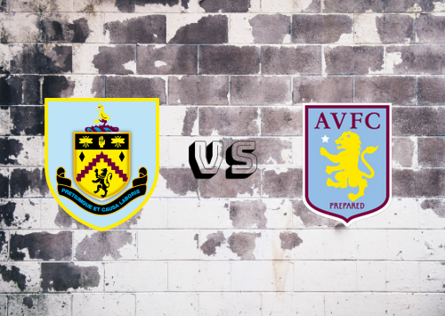 Burnley vs Aston Villa  Resumen