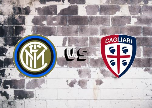 Internazionale vs Cagliari  Resumen y Partido Completo