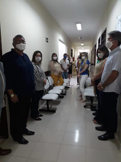 Hospital Regional de Catolé do Rocha inaugura Laboratório de Análises Clínicas que irá funcionar 24 horas por dia