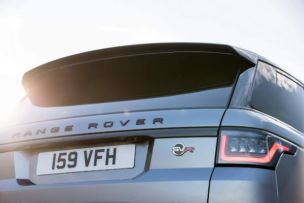 Range Rover Sport SVR Carbon Edition: preço  R$ 1.033.950 - Brasil
