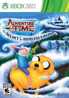 Adventure Time The Secret of The Nameless Kingdom Xbox 360 Torrent
