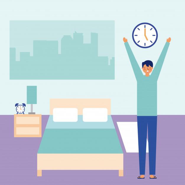 4 Kebiasaan Sehat Setelah Bangun Tidur di Pagi Hari