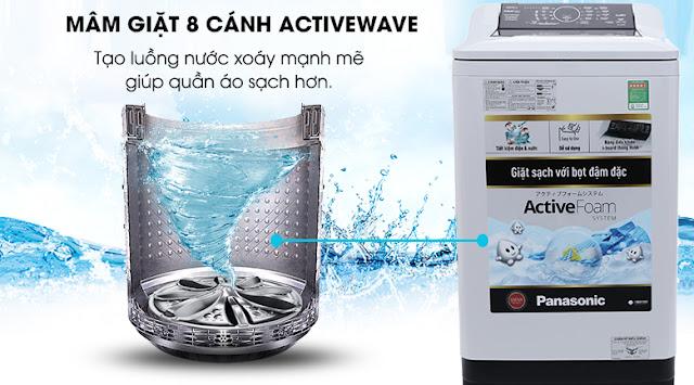 Máy giặt Panasonic NA-F90A4HRV