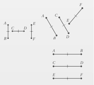حل تحقق من فهمك لدرس 1-1 التبرير الاستقرائي والتخمين- التبرير والبرهان