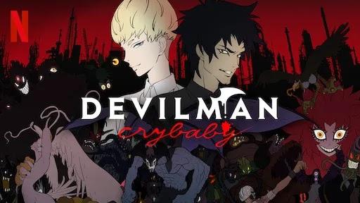 جميع حلقات أنمي Devilman: Crybaby مترجمة