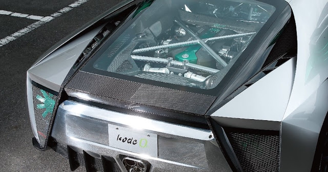 KEN OKUYAMA CARS Kode 0(コード・ゼロ)