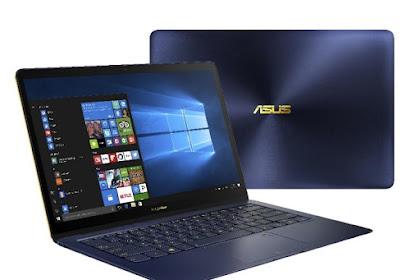 ASUS ZenBook 3 Deluxe UX490, Ultrabook Tertipis dengan Intel Core i7 Generasi ke-8