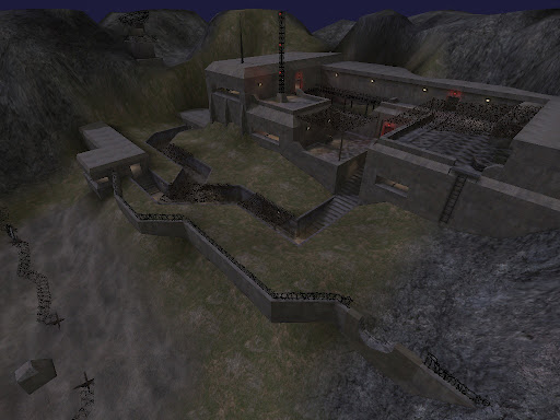 In a pic, your favorite multiplayer map of all time (and