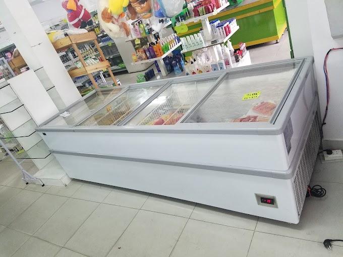 Sửa chửa tủ đông cửa kính thực phẩm tại Huế