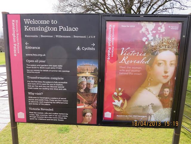 Victoria Revealed Kensington Palace
