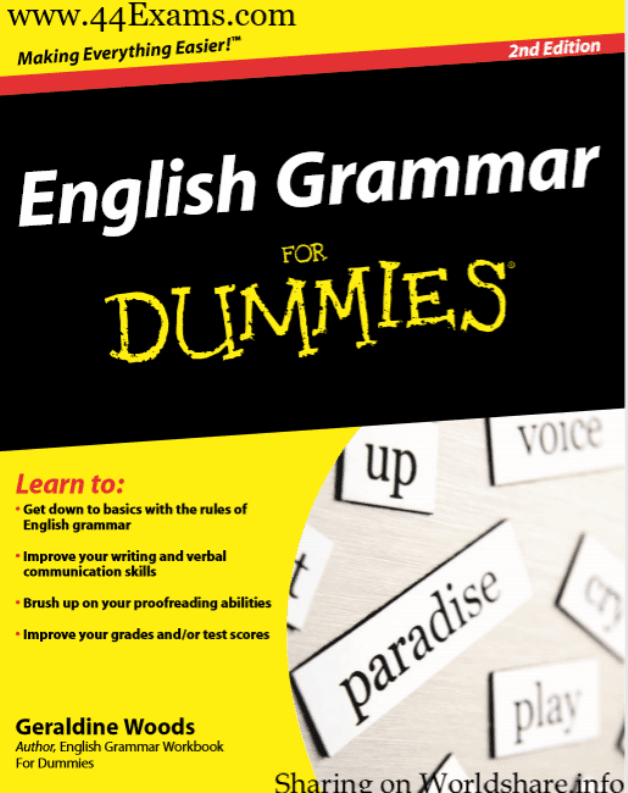 English-Grammar-for-Dummies-PDF-Book