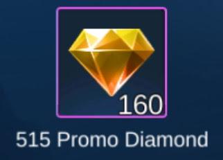 515 Promo Diamond