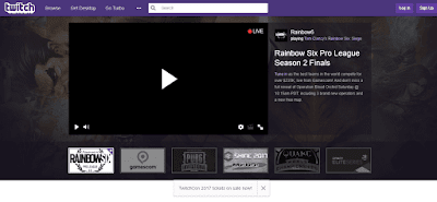 Twitch youtube alternative