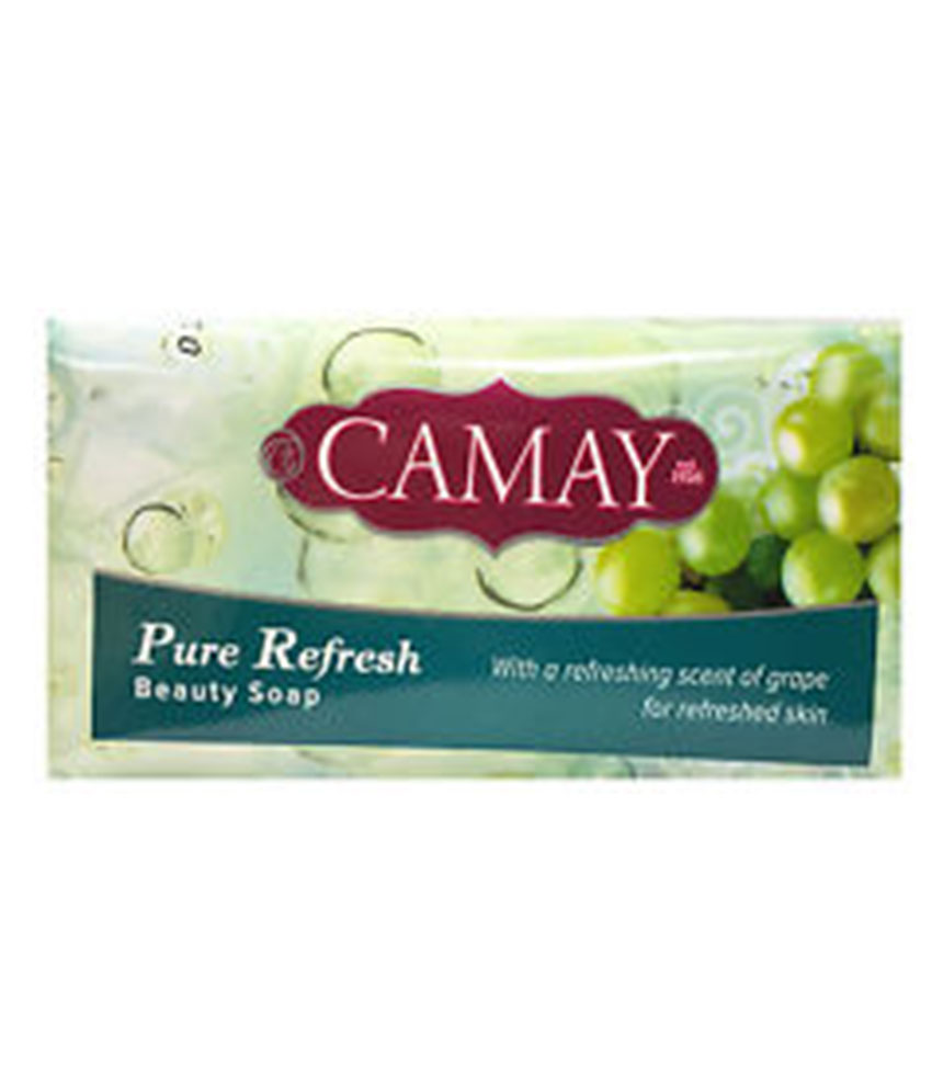 Camay Pure Refresh Beauty Soap 175G