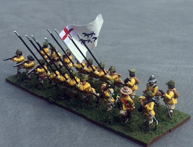 John Talbot's Regiment of Foote