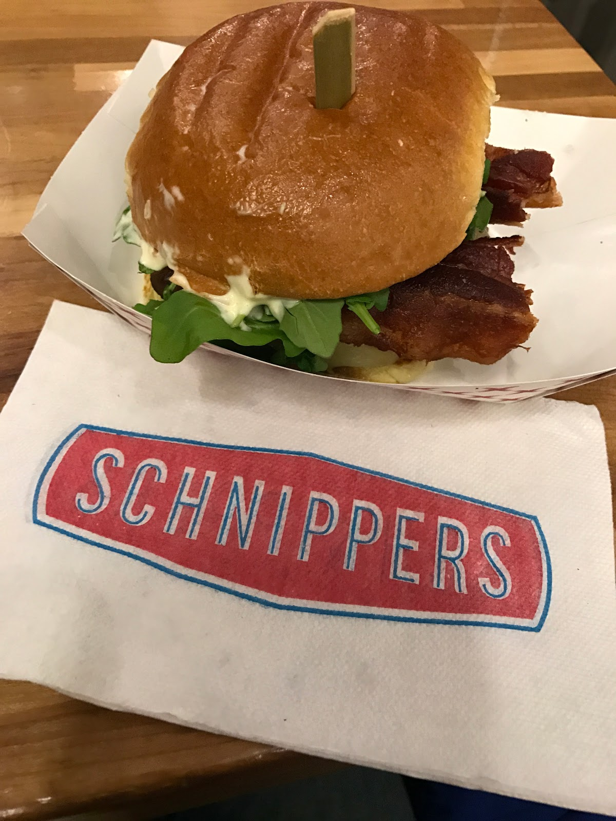 EAT UP IN NYC: SCHNIPPERS