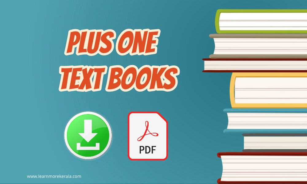 plus one text books download