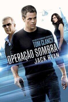 Operação Sombra: Jack Ryan Torrent – BluRay 720p/1080p Dual Áudio